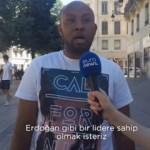 Fransızlar, Erdoğan'ı öve öve bitiremedi