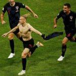 Hırvatistan Vida ile yarı finale uçtu!