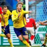 Zlatan'sız İsveç tarih yazıyor! Çeyrek final...