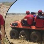 Kayıp çocuk Yusuf drone ve ambifik araçla aranıyor