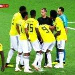 Kolombiya İngiltere maçına damga vuran anlar!
