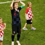 Luka Modric: Bitiremedik, karakter gösterdik