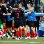 Hırvatistan çeyrek finalde Rusya'nın rakibi oldu