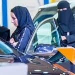 S.Arabistan'da kadın sürücüye şok