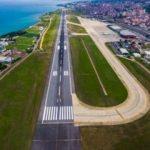 Trabzon Havalimanı'nda yolcu sayısı yüzde 8 arttı