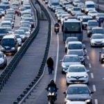 Trafiğe 5 ayda 426 bin araç eklendi