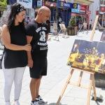 "Yozgat'ta ""AA Objektiflerinden 15 Temmuz"" Sergisi"