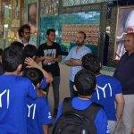 Katarlı gençler Bilecik'te