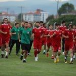 Sivasspor'un 2. etap kampı başladı