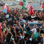 Türkiye Cumhurbaşkanı Erdoğan, KKTC'ye geldi