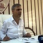 Elazığspor'da başkan ve yönetim istifa etti