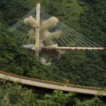 9 işçinin öldüğü köprü yıkıldı
