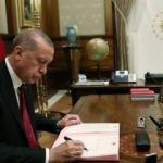 Başkan imzayı attı