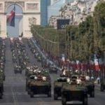 Fransa'da tanklar sokağa indi!