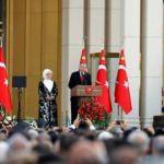 Erdoğan açıkladı: Törenin bir bölümünü iptal ettik