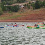 15 Temmuz şehitleri kano yarışları ile anılıyor