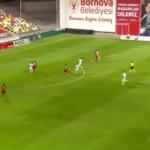F.Bahçe'nin yeni transferinden müthiş gol!