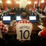 """Hırvatistan'da """"milli formalı"""" hükümet toplantısı"""