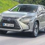 Lexus RX ailesine yeni üye