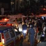 Canlı bombalı saldırı: 12 ölü, 35 yaralı