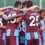 Trabzonspor'dan rahat galibiyet