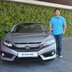 "Honda'nın ana oyuncusu ""dizel otomatik Civic sedan"" olacak"