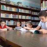 Hayrabolu Halk Kütüphanesinde 6 ayda bin 460 kitap okundu