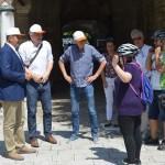 Hollandalı heyet Lüleburgaz'da incelemelerde bulundu