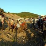 GÜNCELLEME - Tokat'ta traktör devrildi: 4 ölü, 22 yaralı