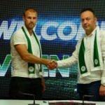 Konyaspor'a Ukraynalı sol bek! 2+1 yıllık imza