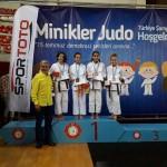 Judo: Minikler Türkiye Şampiyonası