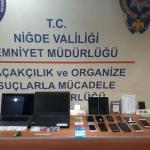 Niğde merkezli yasa dışı bahis operasyonu