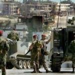 Askerler İsrail sınırına yerleşiyor!