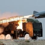 BAE birliğine balistik füze saldırısı!