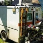 Eski ambulansın son halini gören kimse inanamadı