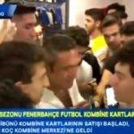 FBTV'de Aziz Yıldırım gafı! Ali Koç'a...
