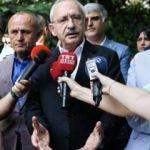 Kılıçdaroğlu yine geri vites yaptı!