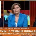 Nedim Şener, CHP'li Tezcan'ı fena bozdu