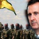 PKK ve Esed anlaştı! Rejime devredildi