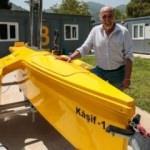 Türk girişimciden yerli insansız deniz aracı!