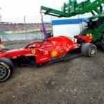 Vettel'in kazası Hamilton'a yaradı!