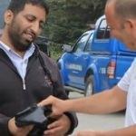 Yerde buldu! İçinden 110 bin Suudi Riyali çıktı…