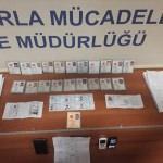 Ehliyet sınavına başkasının yerine giren 2 kişi yakalandı