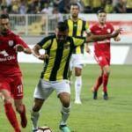 Altınordu Fenerbahçe'ye izin vermedi
