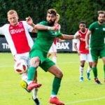 Atiker Konyaspor, Ajax'ı devirdi!