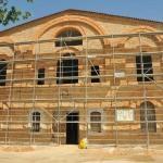 Tarihi bina sanat evi olacak