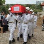 Kore ve Kıbrıs gazileri son yolculuklarına uğurlandı