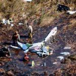 Paraguay'da uçak düştü! Bakan ve 3 kişi öldü