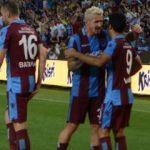 Trabzonspor 2. yarıda açıldı