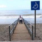 Ordu'da engelliler deniz keyfini doyasıya yaşayacak